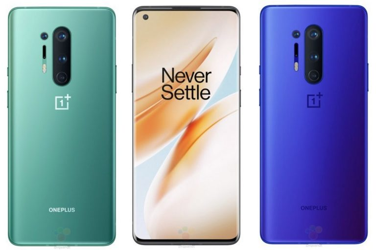 OnePlus 8 and 8 Pro launched amid the pandemic