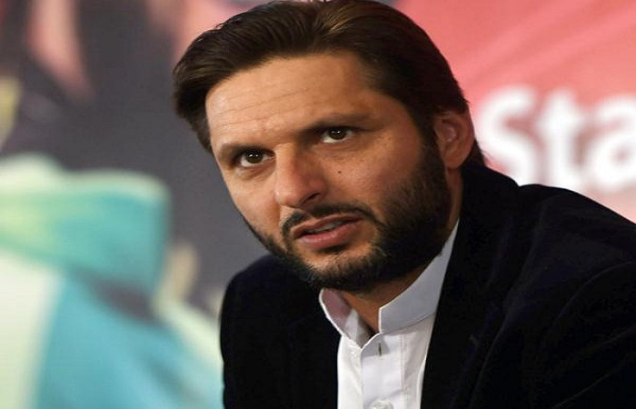 Shahid Afridi to work for brands,in return he wants ration and relief funds