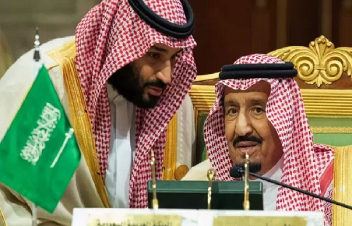 SENIOR SAUDI PRINCE DETAINED AND HELD INCOMMUNICADO